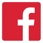 Facebook icon DIAC MEDICAL rood