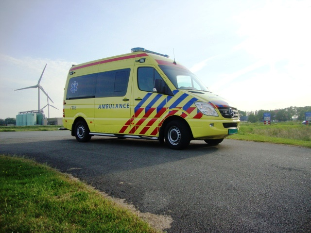 Mercedes Benz 319 CDI Ambulance