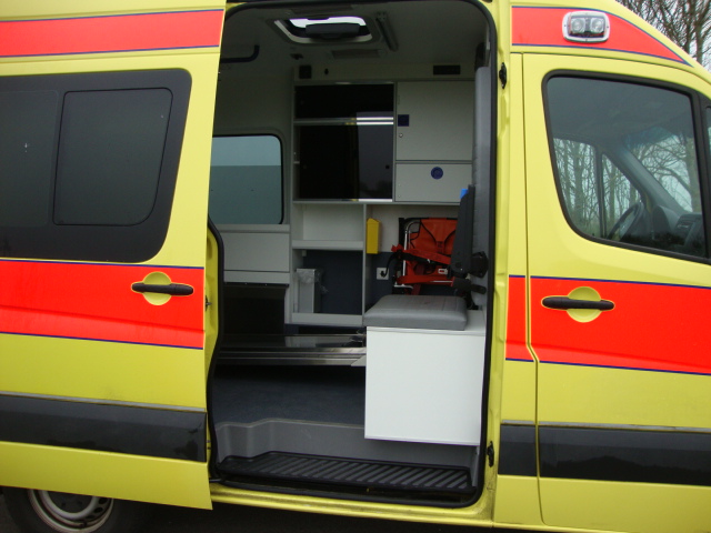 Mercedes Benz 316 CDI Sprinter Ambulance