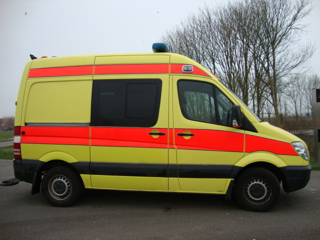 Sprinter Ambulance Mercedes Benz 316 CDI