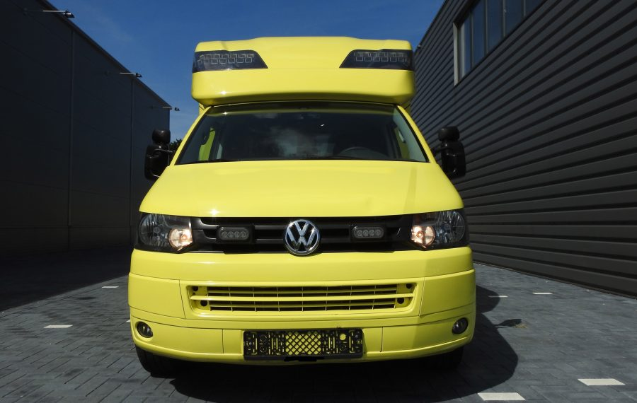 Volkswagen T5 Container Ambulance 17040