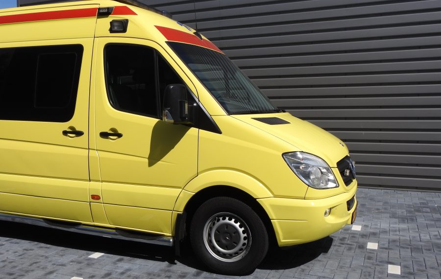 Mercedes Benz CDI 319 Ambulance