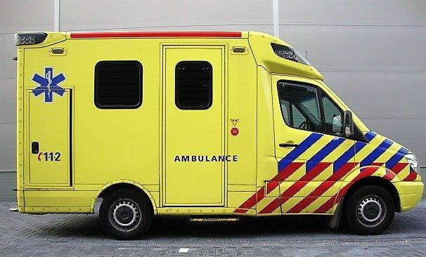 Mercedes Benz Container Ambulance